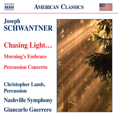Chasing Light... / Morning's Embrace / Percussion Concerto - clicca per un'immagine più grande