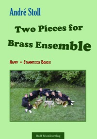 2 Pieces for Brass Ensemble - cliccare qui