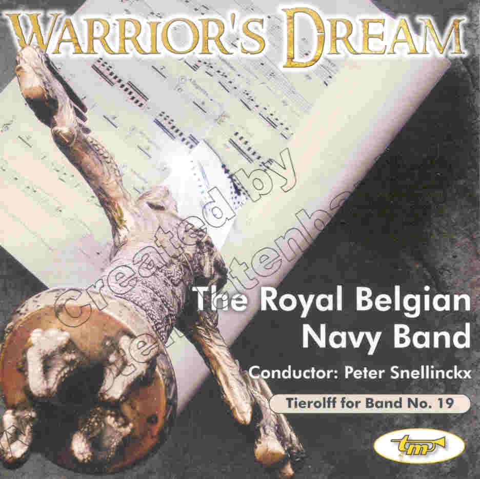 Tierolff for Band #19: Warrior's Dream - clicca qui