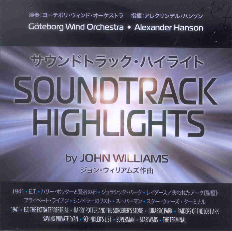 Soundtrack Highlights - clicca qui