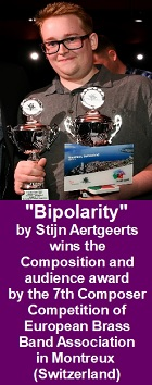 "2019-05-13 Stijn Aertgeerts wins with ""Bipolarity"" - clicca qui"