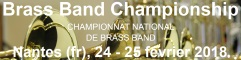 2017-10-14 Brass Band Championship 2018 in Nantes - clicca qui